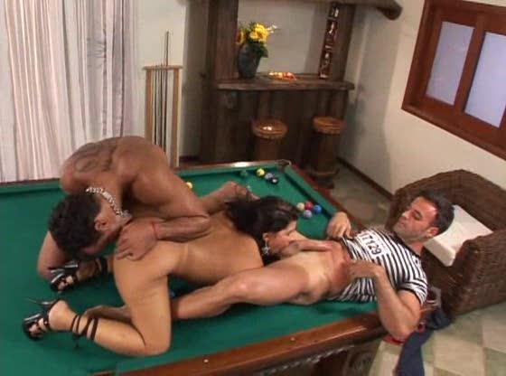 Dana Dearmond Anal Threesome